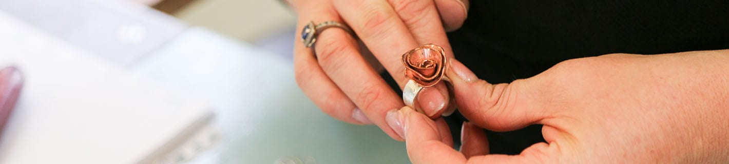 Jewellery Design page banner