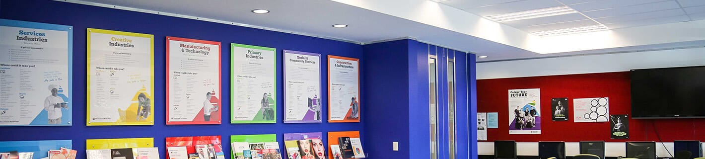 Careers Centre page banner