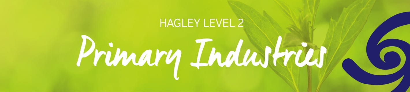 Primary Industries page banner
