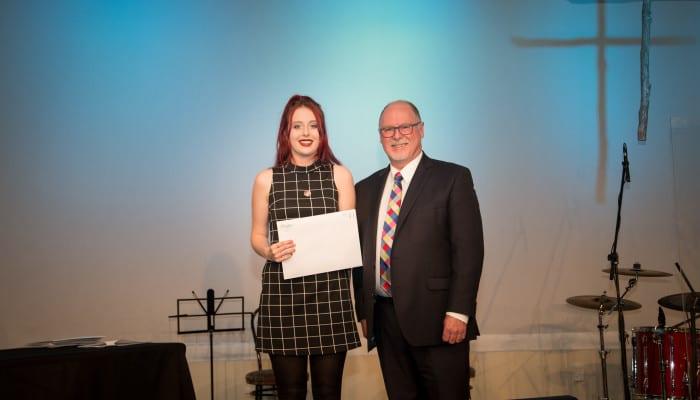 Georgina Ellison - 2015 Bickerton Widdowson Scholarship Winner
