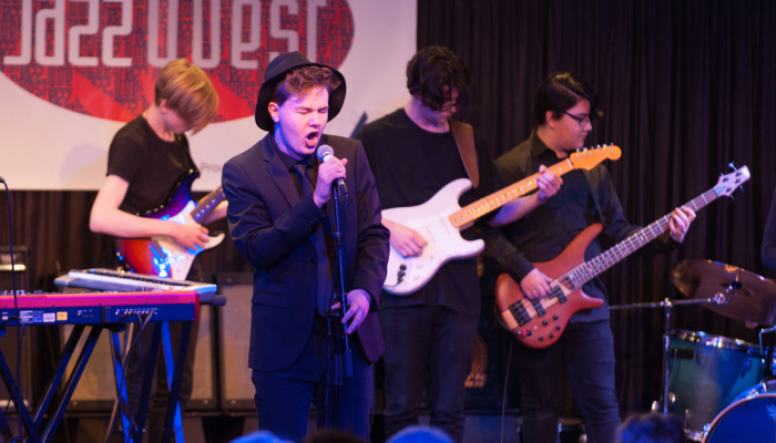 Jazz Band's Success - Hagley College