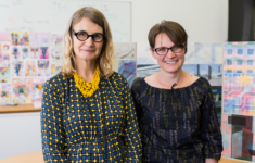 In the Abstract: Hagley Artist Friederike Kircher